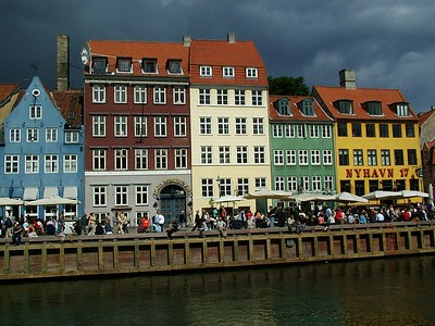 "Copenhagen - Nyhavn (""New Harbor"")"