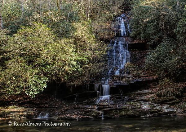 More Waterfalls and Creek Scenes
