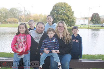 Thayer Family 10-18-12