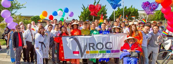 VROC at the Tet Parade