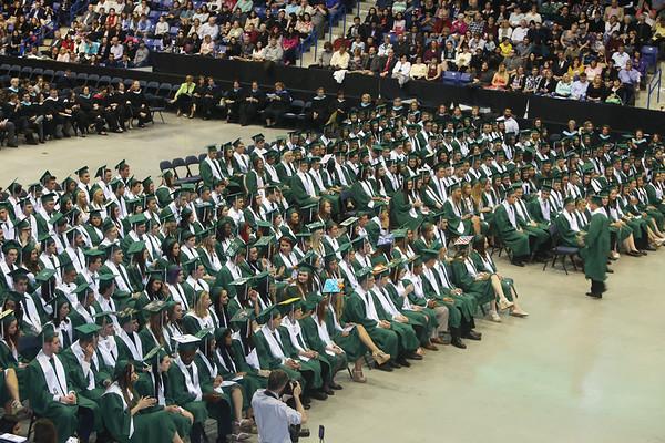 Billerica High graduation 060215