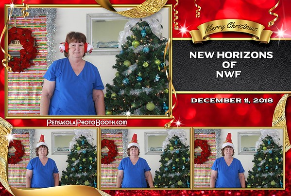 New Horizons Christmas Party 12-11-2018