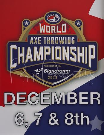 World Axe Throwing Championship 2019