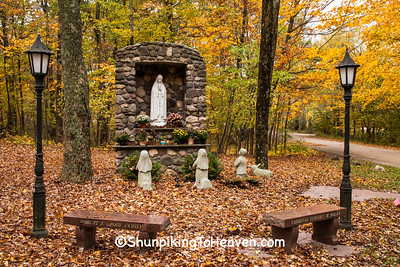 Grotto of Our Lady of Fatima, Holy Hill, Wisconsin