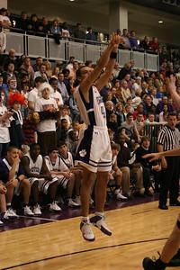 Darlington Basketball State Playoffs 2006