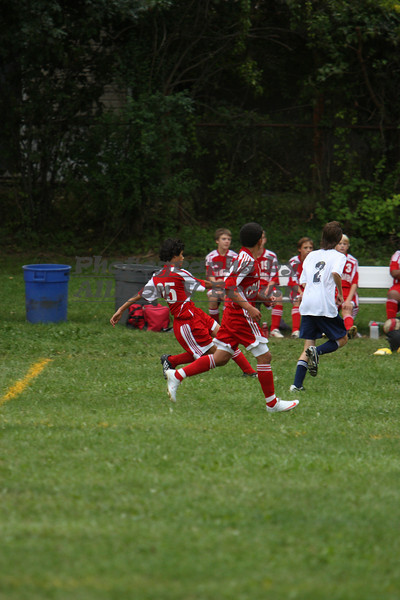 2009 Freshman Soccer