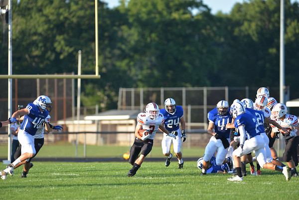 Chagrin Football 14 v. Madison
