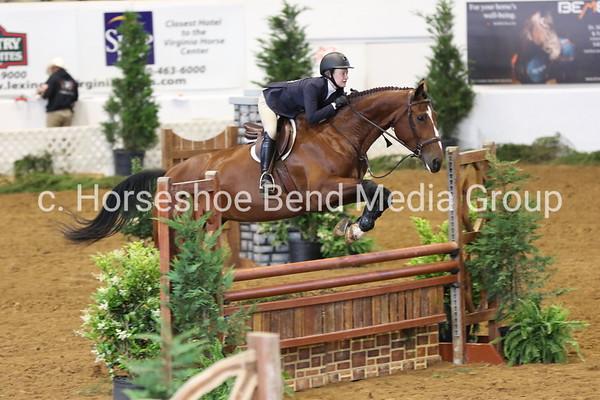 2021 Lexington Spring Premiere Horse Show -- Saturday -- Coliseum