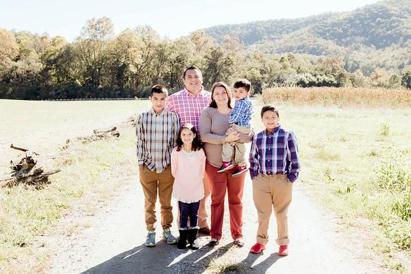 Saunooke Family