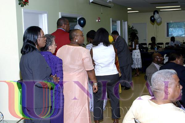 Dr. Semuteh David's Graduation Party, June 16, 2007