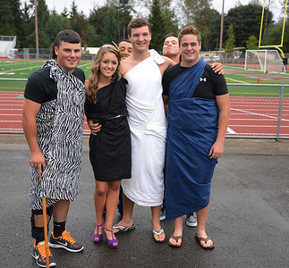 2013 HOMECOMING AND SENIOR TOGA DAY