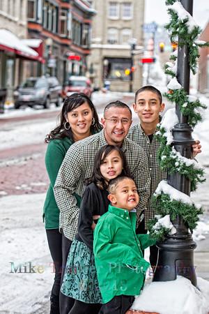 Chavez Family Portrait 2013
