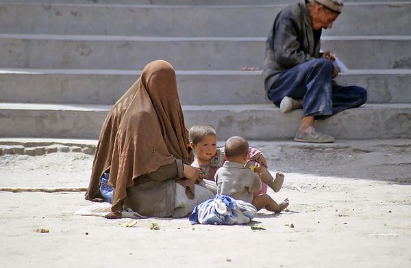 Kargilik, Xinjiang, Silk Road