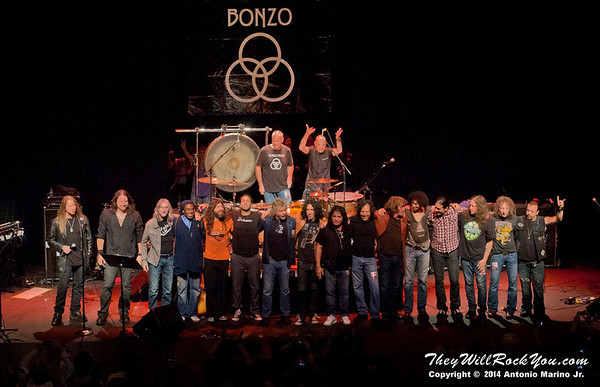 Bonzo Bash 2014<br> May 31, 2014 <br> Bergen Peforming Arts Center - Englewood, NJ <br> Photos by: Antonio Marino Jr.