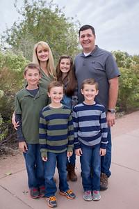 Bullock Family 2016