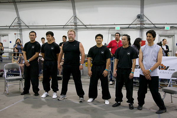 2010 June 12 Wing Chun Tournament