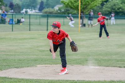 Clinton Valley LL Vs St. Clair Mad Dogs