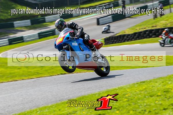 G-Era Superbike TSGB Cadwell May 2018