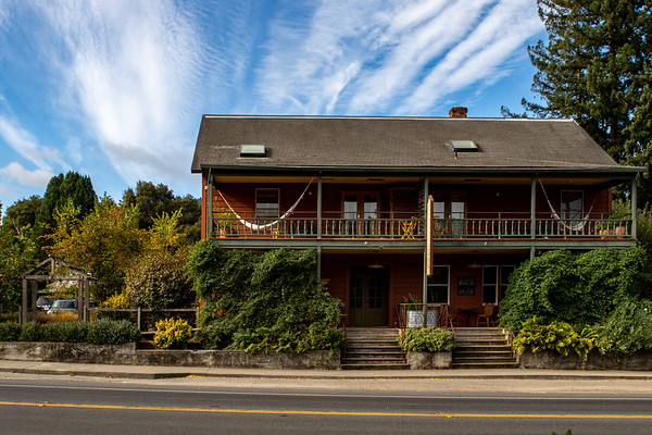 The Boonville Hotel & Restaurant