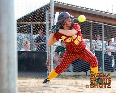 2013 New Brighton High School Softball