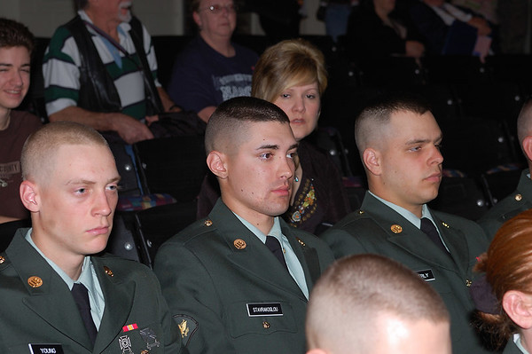 Joshua's Graduation from Basic Training