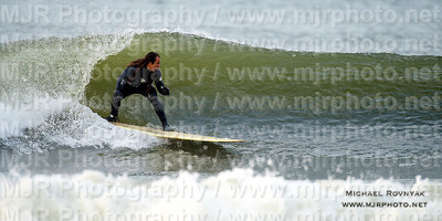 Surfing, L.B. West, NY, 05.17.12 RS