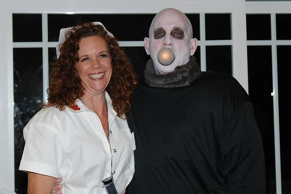 Chapman Halloween Party 2011