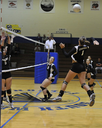 9-23-10 CHS @ S.Whidbey VB