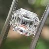 2.39ct Antique Asscher/Square Emerald Cut Diamond, GIA D/IF 15