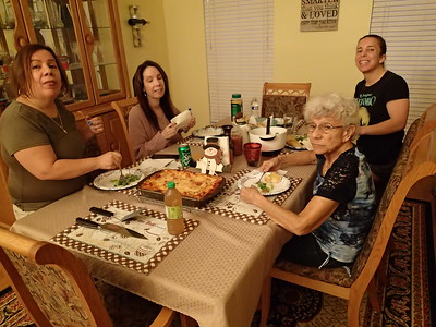 2019.12.29 - Dinner with Texas Family
