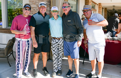 St Judes Hospital Benefit Golf Tournament with Robby Krieger, Scotty Medlock and Friends