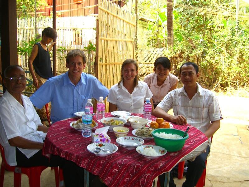 Friends - Battambang, Cambodia