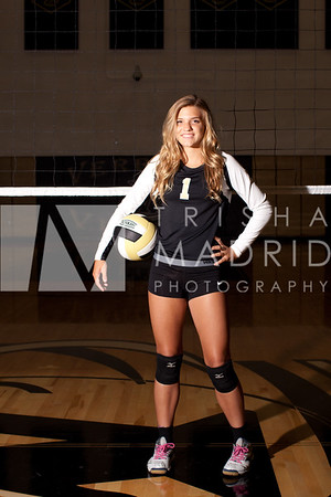 Candace L. VHS Volleyball 2013