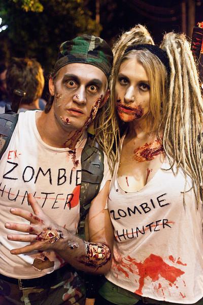 #78 Zombie Walk, 8/29/10