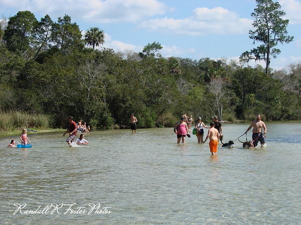 Juniper Spring Run Paddle March '08