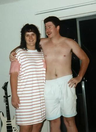 Jeff and Mark 1984 Florida