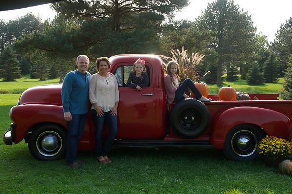 Tracy Pumpkin/truck