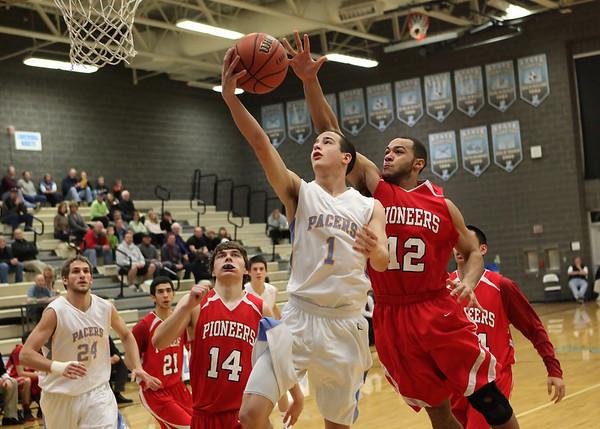 Lakeridge vs. Oregon City 01-18-2011