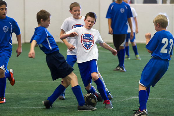 West Nationals (Indoor) - 11.23.2013