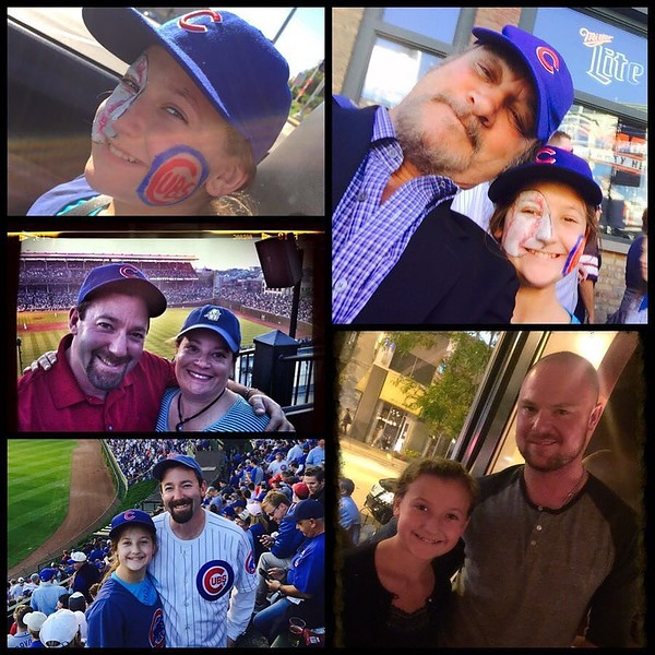We are all in today. 162 regular season games. 3 rounds of playoffs. It all comes down to 9 innings and win or lose, what an amazing ride it's been into November. #GoCubGo #trynottosuck