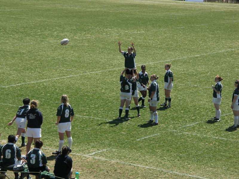 Dartmouth Women's Rugby vs. Williams College