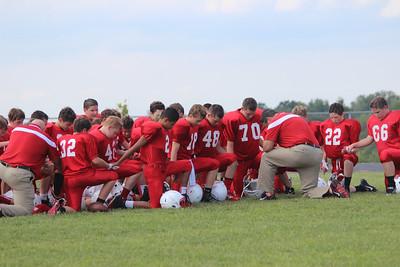 Middle School Football 2014