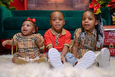 The Johnson Kids Christmas 2020