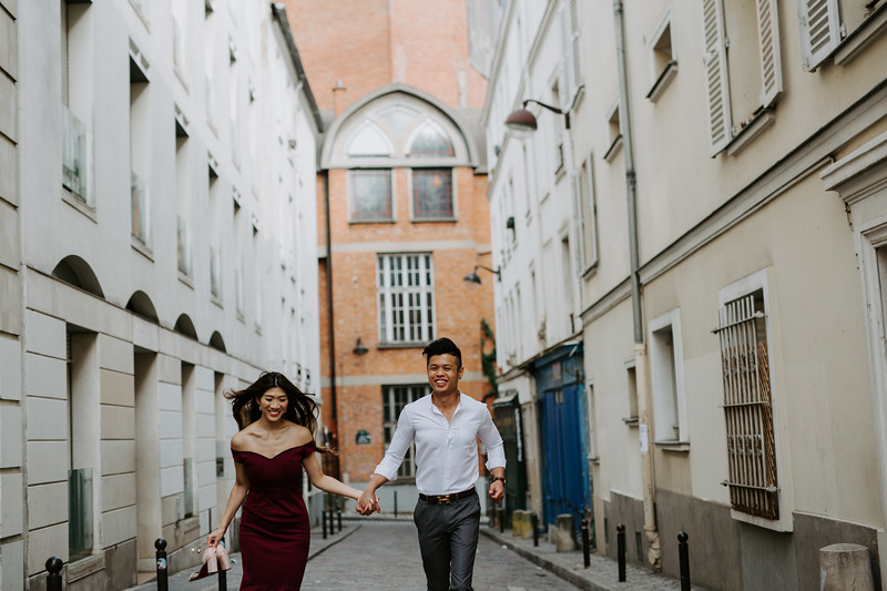 Aden & Jermaine  // Paris