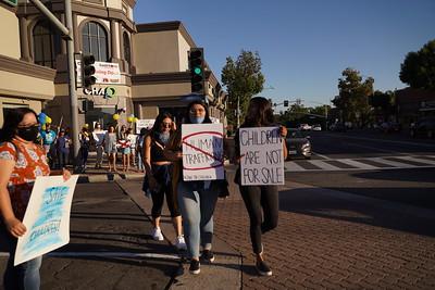 DTF Protest Back up OUR
