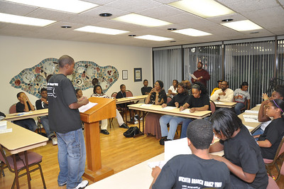 NAACP Youth Council Debate Nov 16, 2008