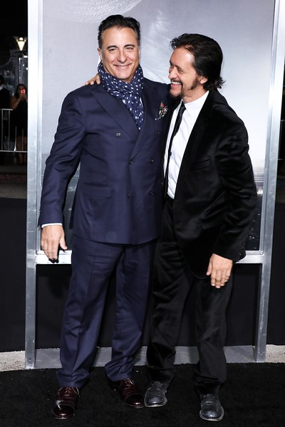 Andy Garcia, Clifton Collins Jr