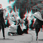 2019 Parade The Circle Anaglyph