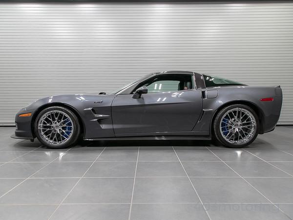 '10 ZR1 - Grey