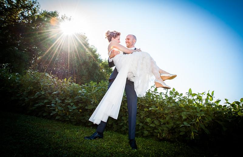 Patrick Leclerc and Emmanuel Viau wedding day, august 24 2013, Lavaltrie, Quebec, Canada.